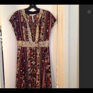 Beautiful silk  Diane Von Furstenberg Dress